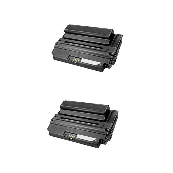 2 Pack Compatible 106R1412 Toner Cartridges for Xerox Phaser 3300 3300 MFP (Pack of 2)