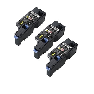 3PK 593-BBJX Compatible Toner Cartridge for Dell E525w (Pack of 3)