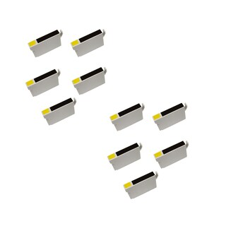 10 Pack Epson T200120 Compatible Ink Cartridge for Epson XP200 XP300 (Pack of 10)