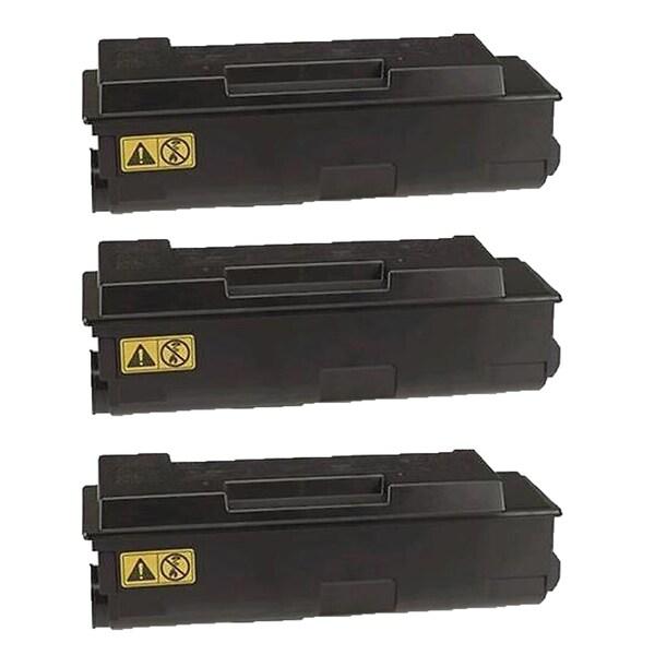 3PK Compatible TK362 Toner Cartridge For Kyocera FS 4020DN ( Pack of 3)