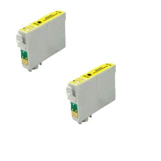 2PK T088420 Compatible Ink Cartridge For Epson Stylus CX4400 CX4450 ( Pack of 2 )