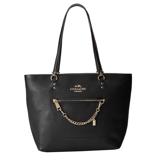Coach Crossgrain Town Car Tote