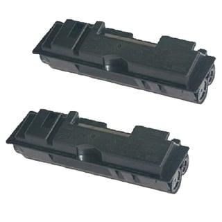 2PK Compatible TK100 Toner Cartridge for Kyocera KM 1500 (Pack of 2)