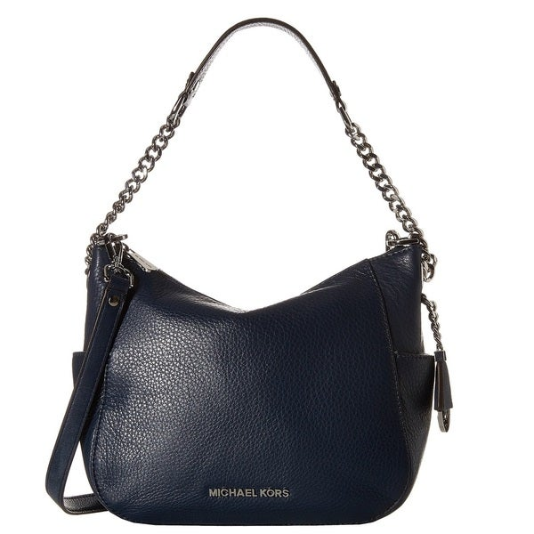 MICHAEL Michael Kors Chandler Leather Large Convertible Shoulder Bag