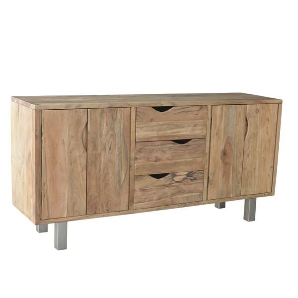 Organic Acacia Sideboard/ Buffet