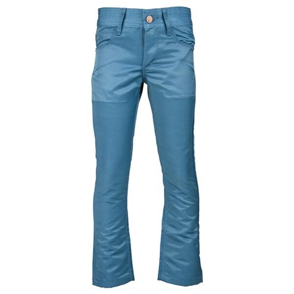 Platini Boy's Blue Twill Pants