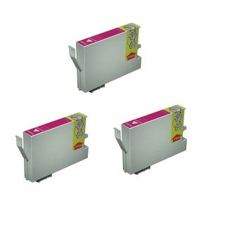 3 Pack Compatible T059420 Yellow Ink Cartridge for Epson Stylus Photo R2400 (Pack of 3)