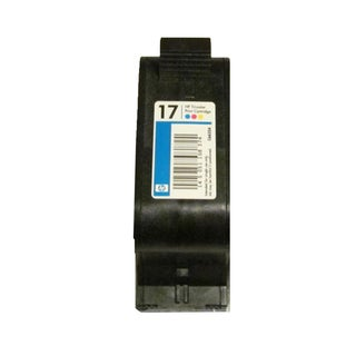 1 Pack HP C6625A C6625D #17 Compatible Ink Cartridge for HP Deskjet 825 840 841 842 843 845 (Pack of 1)
