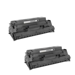 2PK Compatible 13T0101 Toner Cartridge for Lexmark E310 E312 E312L (Pack of 2)