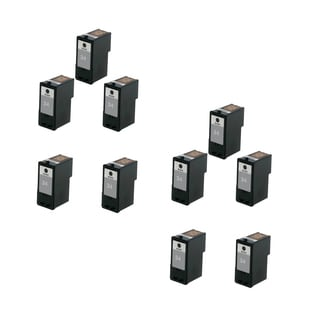 10 Pack Lexmark 18C0034 #34 Compatible Ink Cartridge for Lexmark Z810 Z812 (Pack of 10)