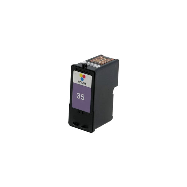 1 Pack Lexmark 18C0035 #35 Compatible Ink Cartridge for Lexmark Z810 Z812 (Pack of 1)
