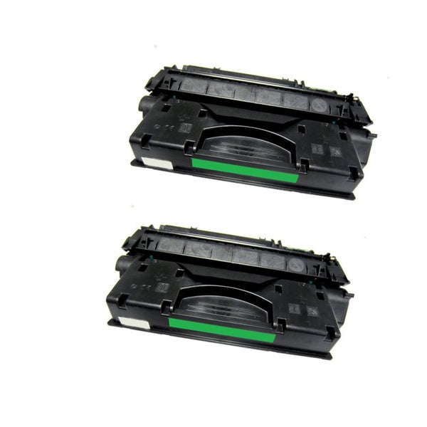 2PK Compatible Q7553X Toner Cartridges for HP LaserJet P2014 P2015 P2015D P2015DN P2015N P2015X M2727NF MFP (Pack of 2)