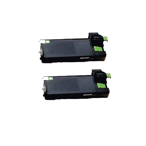 2PK T1200E Compatible Toner Cartridge for Toshiba E-Studio 12 15 120 150 162 (Pack of 2)
