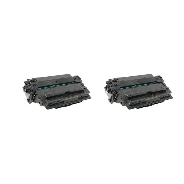 2PK CF214X (14X) Compatible Toner Cartridge for HP LaserJet Enterprise 700 M725DN MFP M725X MFP (Pack of 2)