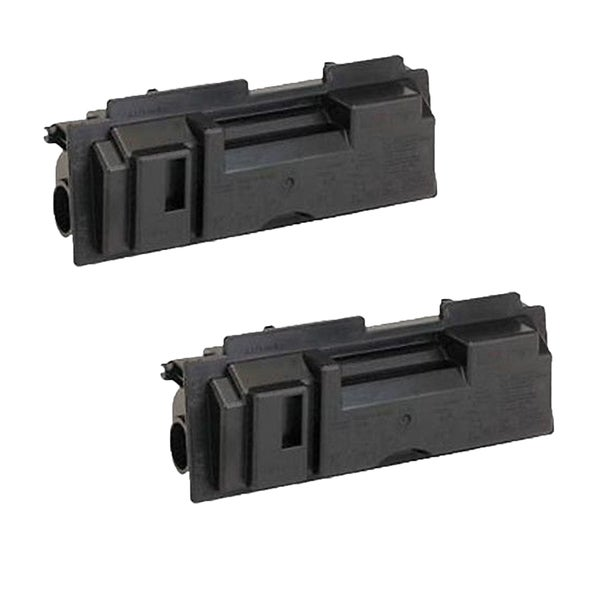 2PK Compatible TK18 Toner Cartridge for Kyocera FS 1018MFP 1020D KM 1500 1820 1815 (Pack of 2)