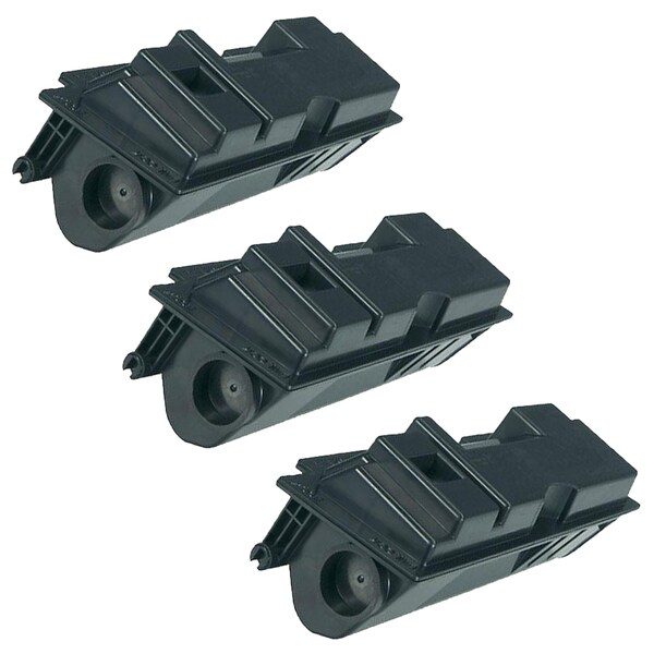 3PK Compatible TK122 Toner Cartridge for Kyocera FS 1030 (Pack of 3)