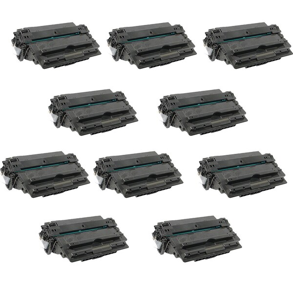 10PK CF214A (14A) Compatible Toner Cartridge for HP LaserJet Enterprise 700 M725DN MFP M725X MFP (Pack of 10)