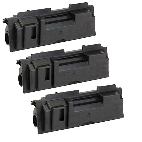 3PK Compatible TK18 Toner Cartridge for Kyocera FS 1018MFP 1020D KM 1500 1820 1815 (Pack of 3)