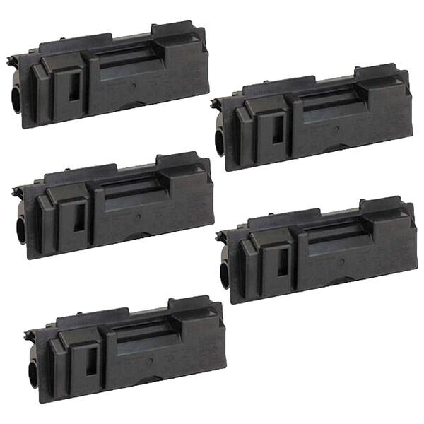 5PK Compatible TK18 Toner Cartridge for Kyocera FS 1018MFP 1020D KM 1500 1820 1815 (Pack of 5)