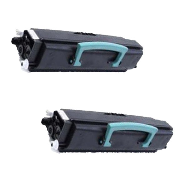 2PK Compatible 12A8305 Toner Cartridge for Lexmark E230 E232 E234 E238 E240 E330 (Pack of 2)