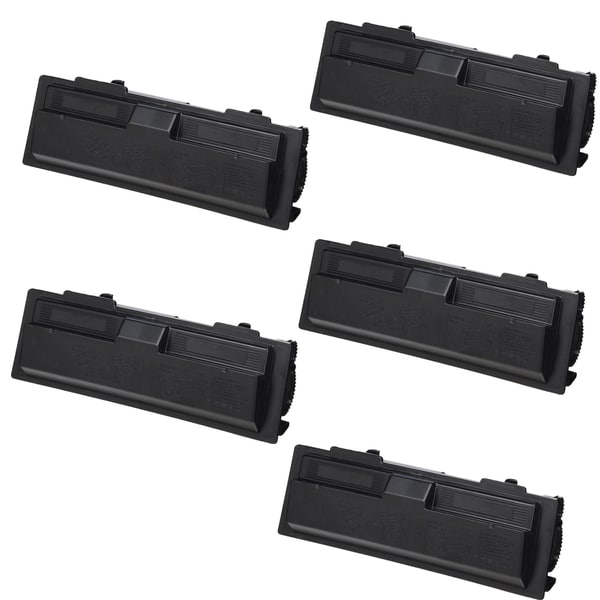 5PK Compatible TK112 Toner Cartridge for Kyocera FS 720 820 920 1016 1116 (Pack of 5)