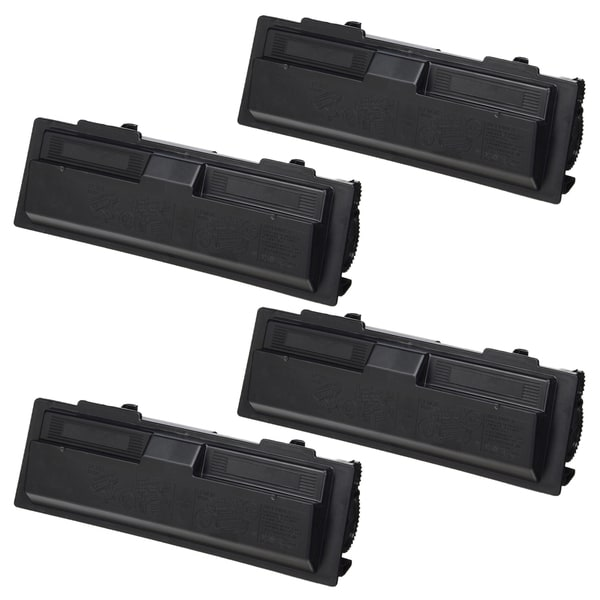 4PK Compatible TK112 Toner Cartridge for Kyocera FS 720 820 920 1016 1116 (Pack of 4)