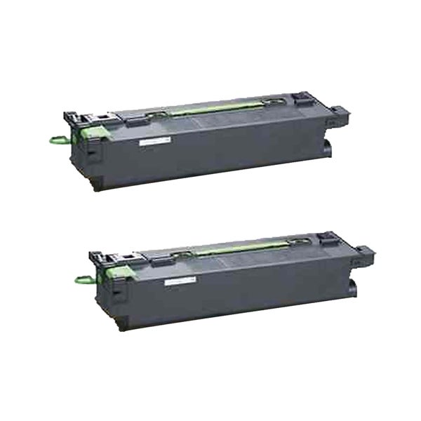 2PK Compatible AR450NT Toner Cartridge for Sharp AR M350 AR M280 AR M450 AR P350 AR P450 (Pack of 2)