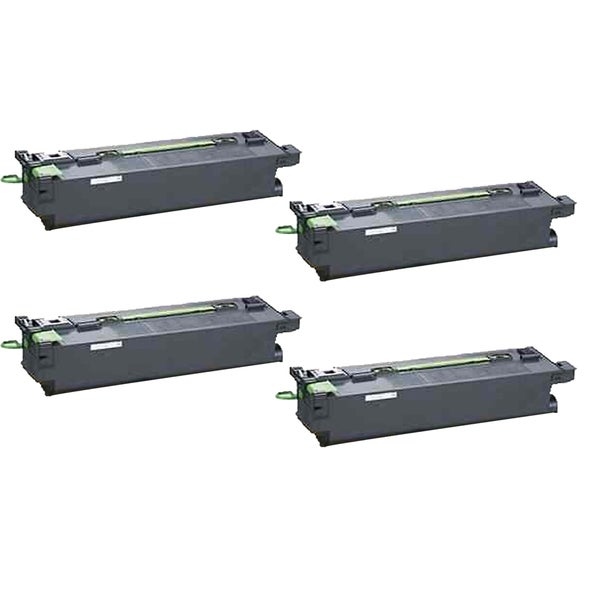 4PK Compatible AR450NT Toner Cartridge for Sharp AR M350 AR M280 AR M450 AR P350 AR P450 (Pack of 4)