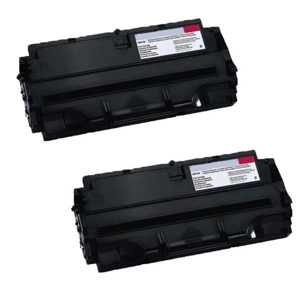 2PK Compatible 10S0150 Toner Cartridge for Lexmark E210 E212 (Pack of 2)