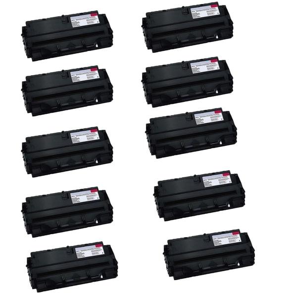10PK Compatible 10S0150 Toner Cartridge for Lexmark E210 E212 (Pack of 10)