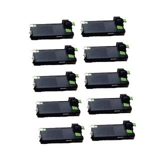10PK Compatible T1200E Toner Cartridges for Toshiba E-Studio 12, 15, 120, 150, 162 (Pack of 10)