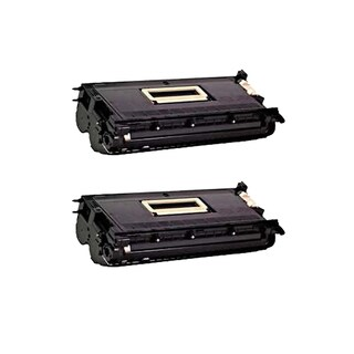 2PK Compatible 90H3566 Toner Cartridge for IBM InfoPrint 24 32 40 (Pack of 2)