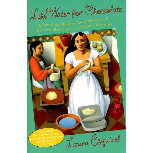 Like Water for Chocolate: A Novel in Monthly Installments With Recipes, Romances, and Home Remedies (Paperback)
