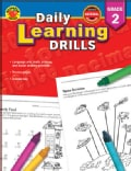 Daily Learning Drills: Grade 2 (Paperback)