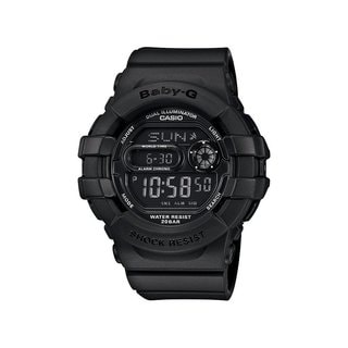 Casio Baby-G BGD140-1ACR Women's Digital Black Resin Watch