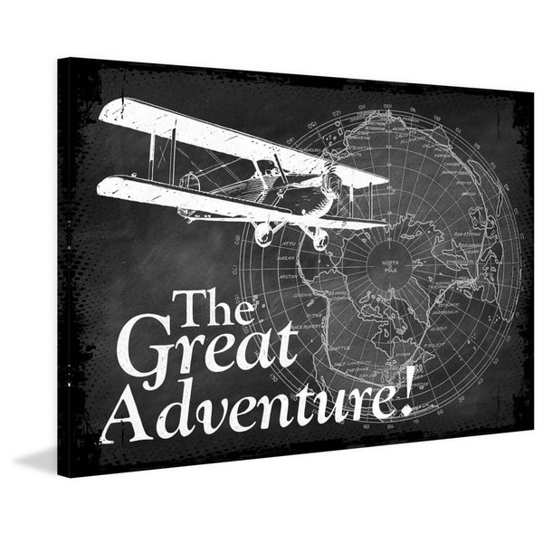"Marmont Hill - ""The Great Adventure!"" Painting Print on Canvas"