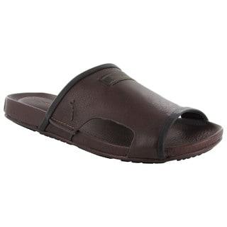 Tommy Bahama Mens Myer Slide Flip Flop Sandals