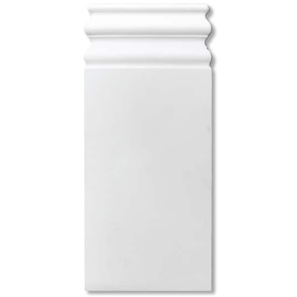 Tall Base for Pilaster or Millwork Accessory