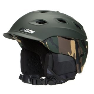 Smith Optics Vantage Unisex Adult Snow Helmet - Large (Matte Disruption/Camo)
