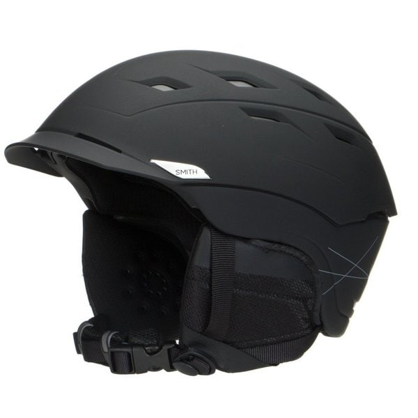 Smith Optics Variance Unisex Adult Snow Helmet - Medium (Matte Black)