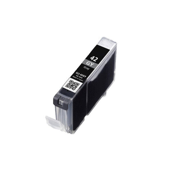 1PK CLI-42GY Compatible Ink Cartridge For Canon PIXMA Pro 100 ( Pack of 1 )