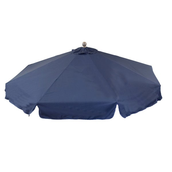 9-foot Premium Dark Navy Blue Patio Umbrella