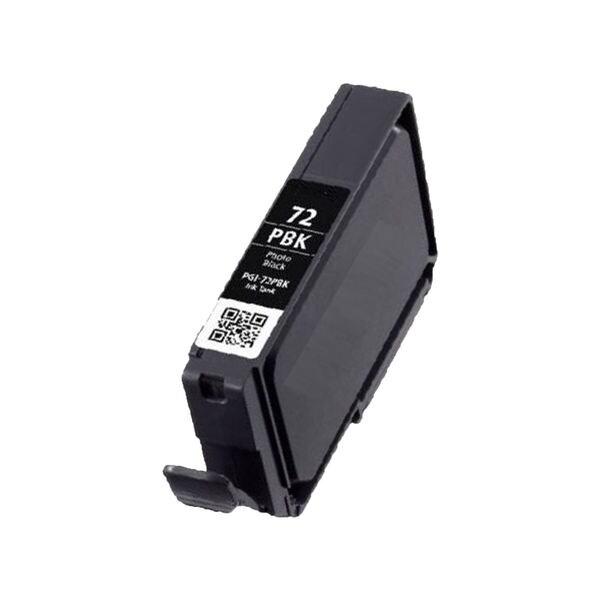 1PK PGI-72PBK Compatible Ink Cartridge For Canon PIXMA Pro 10 ( Pack of 1 )