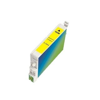 1 Pack Epson T054420 Yellow Compatible Ink Cartridge For Epson Stylus Photo R800 R1800 ( Pack of 1 )