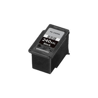 1PK PG-240XXL BK Compatible Ink Cartridge For Canon PIXMA MG2120 MG2220 MG3120 MG3122 MG3220 MG3222 MG3520 ( Pack of 1 )