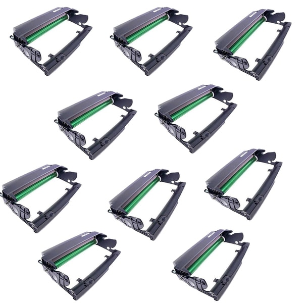 10PK Compatible 12A8302 Drum Cartridge For Lexmark E230 E232 E234 E238 E240 E330 E332 E340 E342 ( Pack of 10)