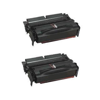 2PK Compatible 12A6735 Toner Cartridge For Lexmark T520 T522 X520 X522 ( Pack of 2)