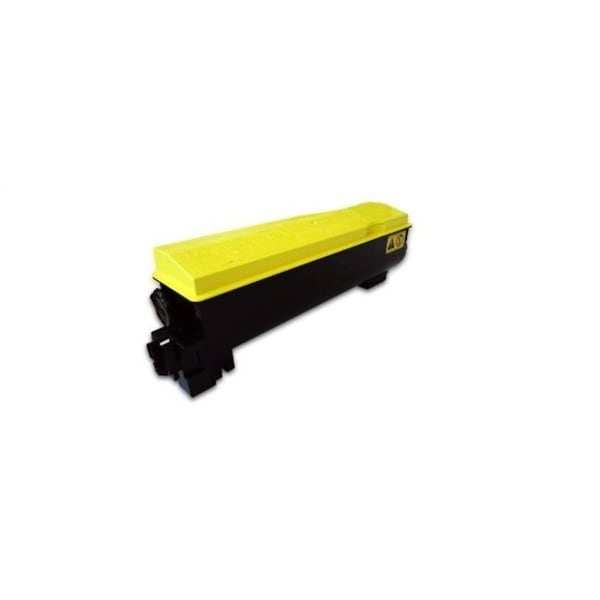 1PK Compatible TK562Y Yellow Toner Cartridge For Kyocera FS C5300 C5300DN C5350 C5350DN ( Pack of 1 )
