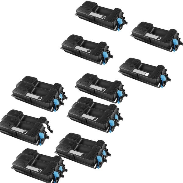 10PK Compatible TK3112 Toner Cartridges For Kyocera Ecosys FS 4100DN ( Pack of 10)