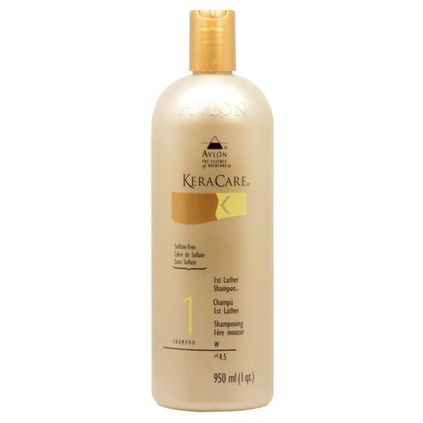 Avlon Keracare 1st Lather 32-ounce Shampoo